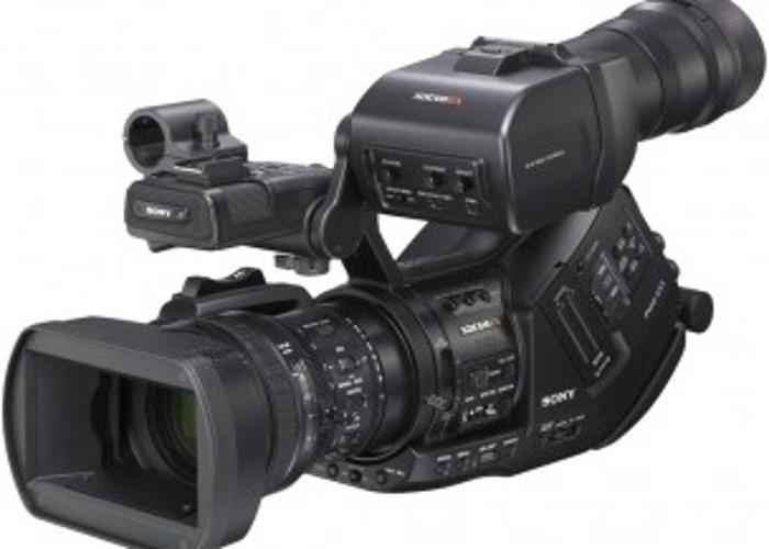 Sony EX3 HD Cam - 1