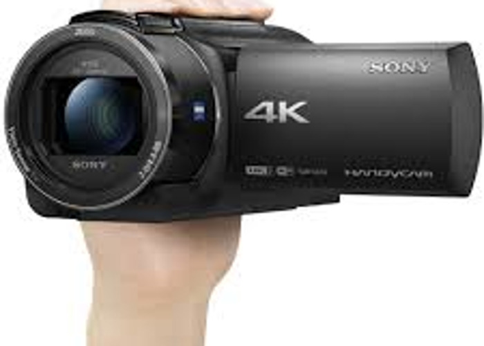 Sony FDR-AX43 | Ultra HD (UHD) 4K Compact Camcorder - 2