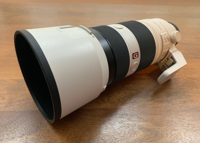Sony FE 100-400mm GM Lens f4.5-5.6 - 2
