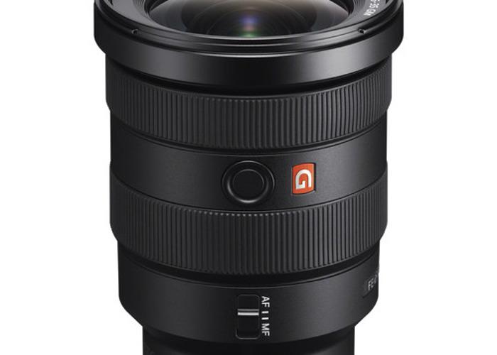Sony FE 16-35mm f/2.8 GM Lens - 1