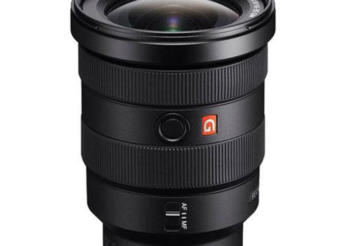 Sony 16-35 mm f/2.8 GM Lens - 1