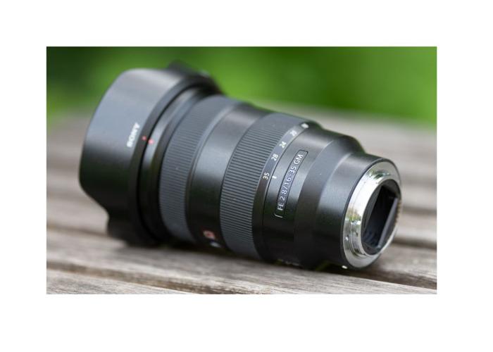 Sony FE 16-35mm f/2.8 GM Lens G Master Super Wide Angle Lens - 1