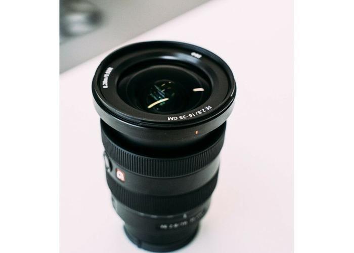 Sony FE 16-35mm f/2.8 GM Lens G Master Super Wide Angle Lens - 2