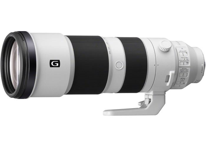 Sony FE 200-600mm f/5.6-6.3 G OSS Lens - 1