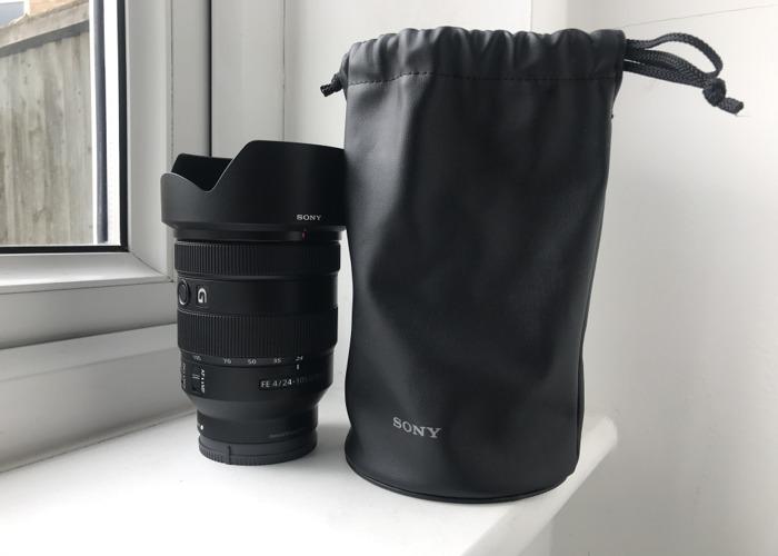 Sony FE 24-105mm F4 G OSS Lens  - 2