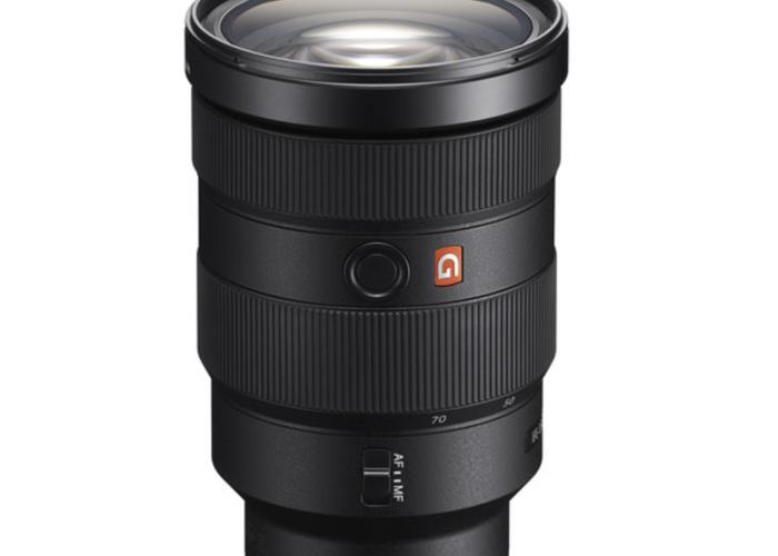 Sony FE 24-70mm f2.8 G Master Lens  - 1
