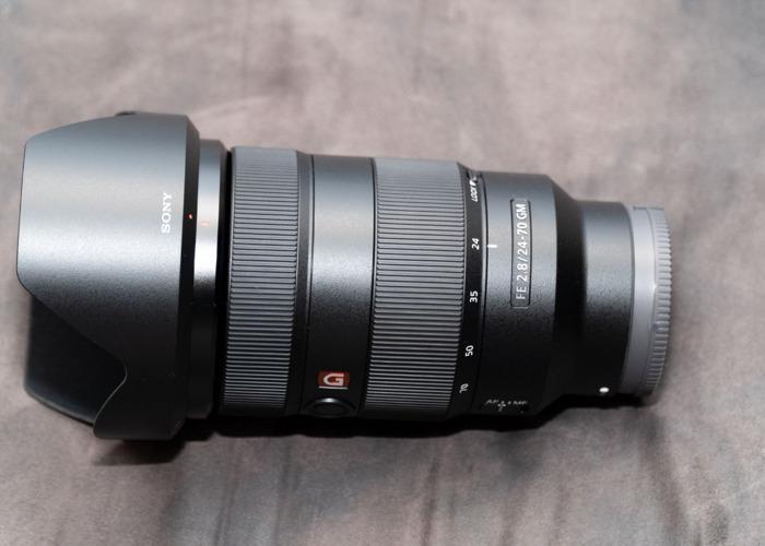 Sony FE 24-70mm F2.8 GM Lens - SEL2470GM - 1