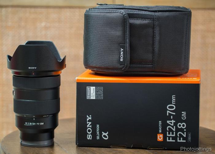 Sony FE 24-70mm f/2.8 GM Lens - 2