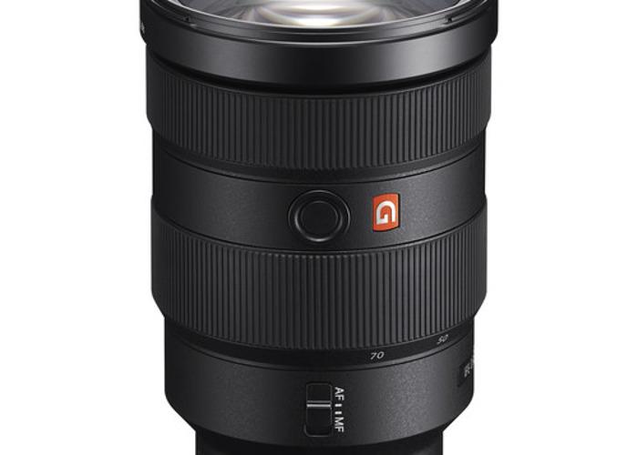 Sony FE 24-70mm f/2.8 GM Lens - 1
