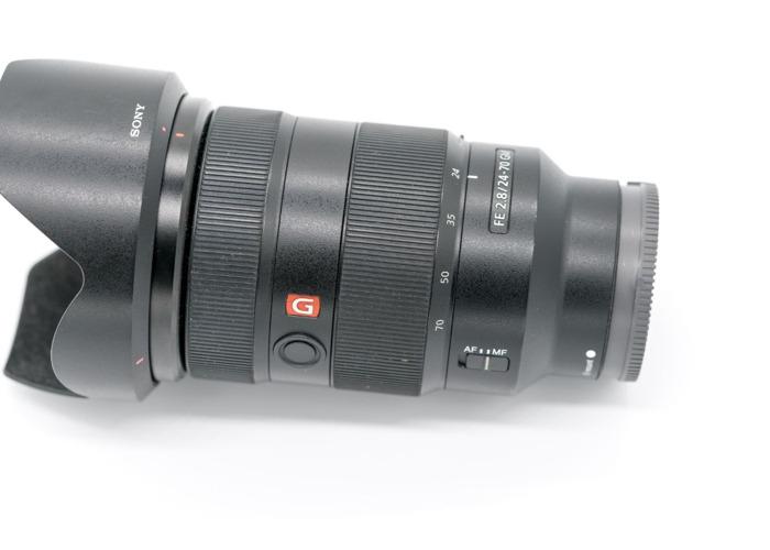 Sony FE 24-70mm F2.8 GM SEL2470GM  - 1