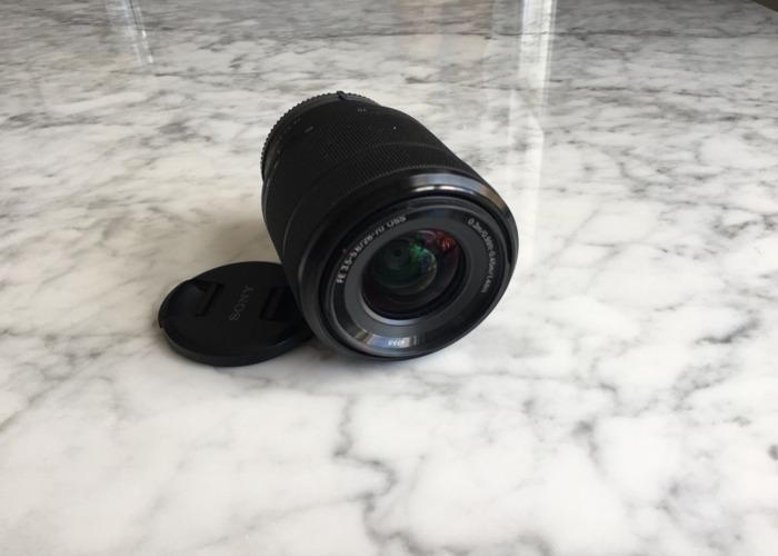 Sony FE 28-70mm f/3.5-5.6 OSS Lens - 1