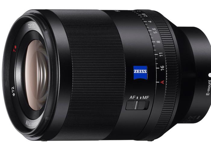 Sony FE 50mm f/1.4 ZA Lens - 2