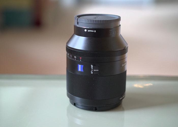 Sony FE 50mm f1.4 Zeiss ZA Lens - 2