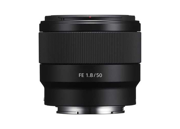 Sony FE 50mm f1.8 Lens - 2