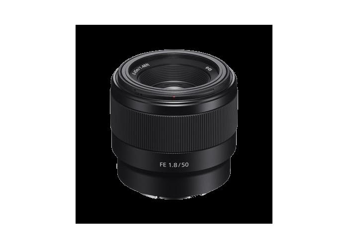 Sony FE 50mm F1.8 Prime Lens - 1
