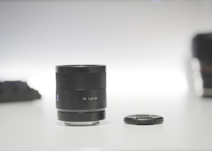 Sony FE 55mm f1.8 E-Mount - 2