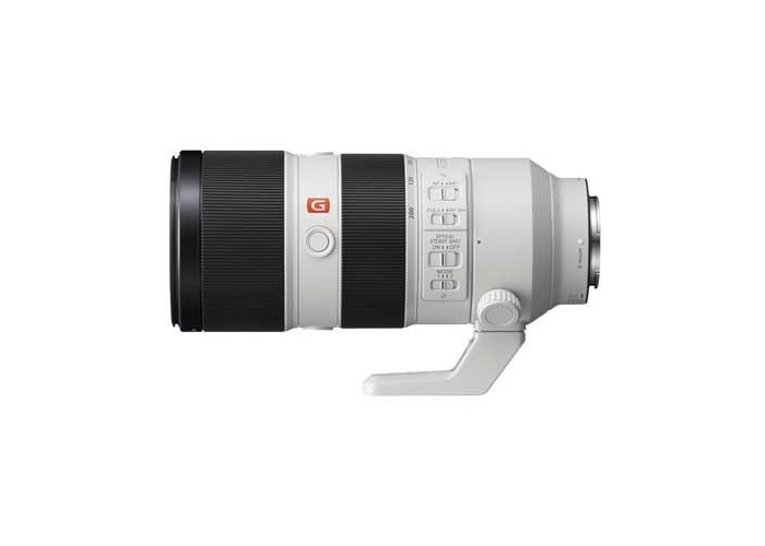 Sony FE 70-200mm f2.8 G Master Lens - 2