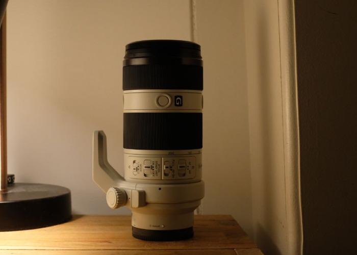 Sony FE 70-200mm f4 G OSS - 1