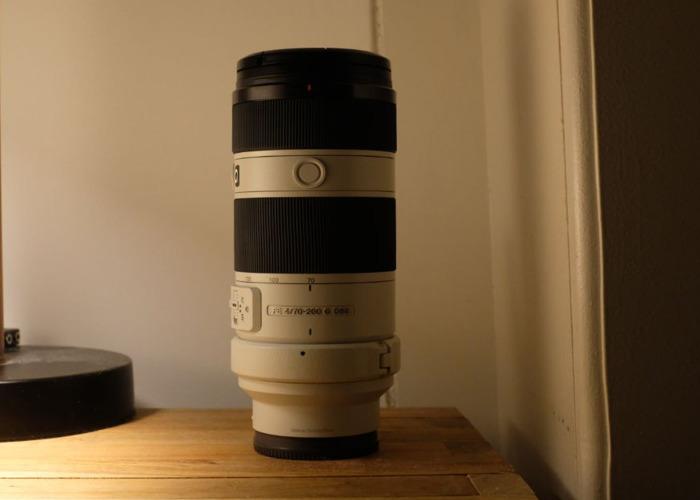 Sony FE 70-200mm f4 G OSS - 2