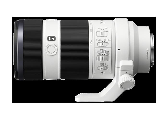Sony FE 70-200mm f4 G OSS Lens - 1