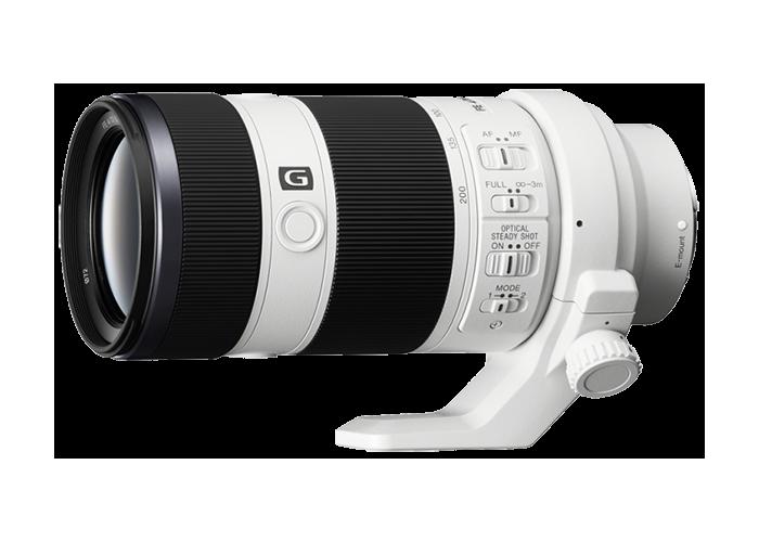 Sony FE 70-200mm f4 G OSS Lens - 2