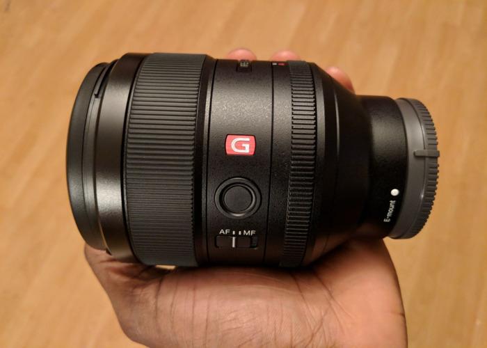 Sony 85mm f1.4 GM (FE) - 2