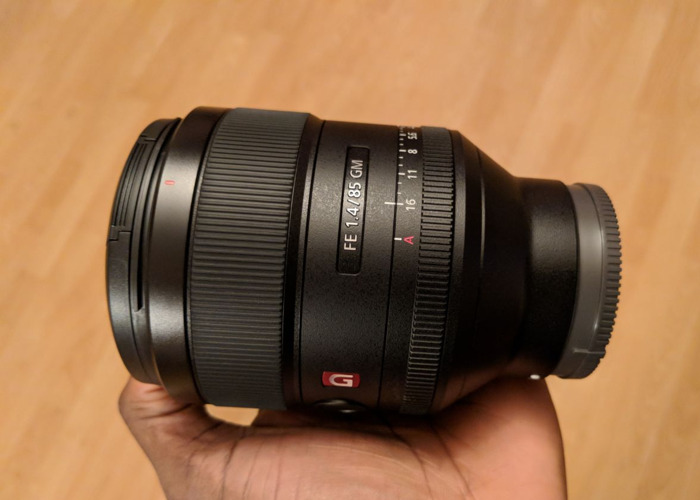 Sony 85mm f1.4 GM (FE) - 1