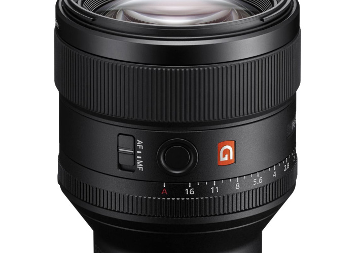 Sony FE 85mm f/1.4 GM Lens - 1
