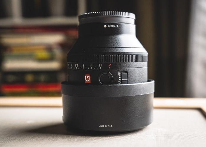 Sony FE 85mm f/1.4 GM Lens - 1