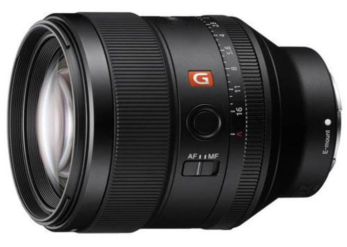 Sony 85 mm f/1.4 GM  FE  Lens - 1