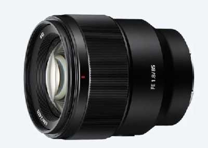 Sony FE 85mm f/1.8 - 1