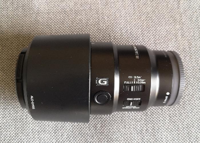 Sony FE 90mm MacroG OSS 2.8 - 1