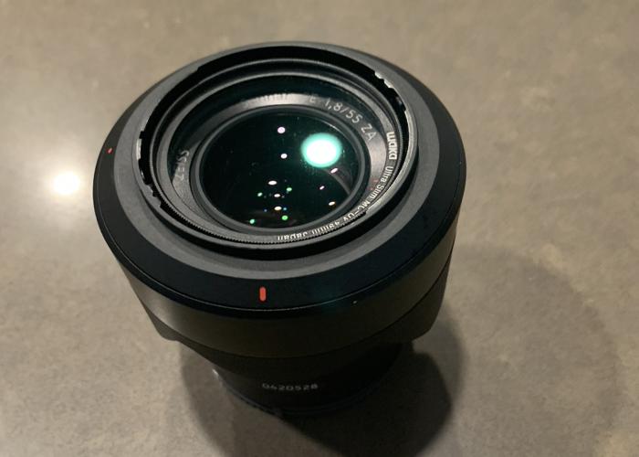 Sony FE Sonnar T* 55mm f/1.8 ZA - 2
