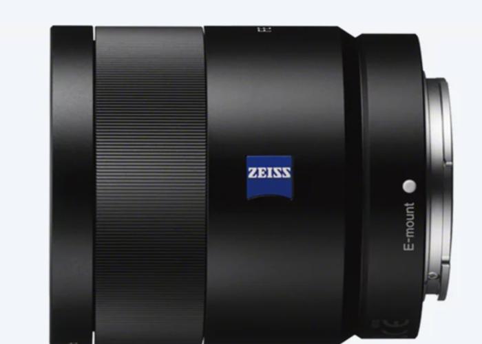 Sony FE Sonnar T* 55mm f/1.8 ZA - 1