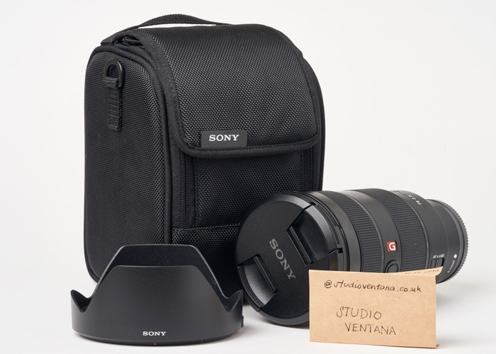 Sony FE Zoom 24-70mm f/2.8 GM - 1