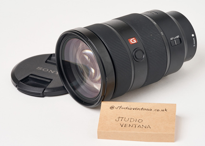 Sony FE Zoom 24-70mm f/2.8 GM - 2
