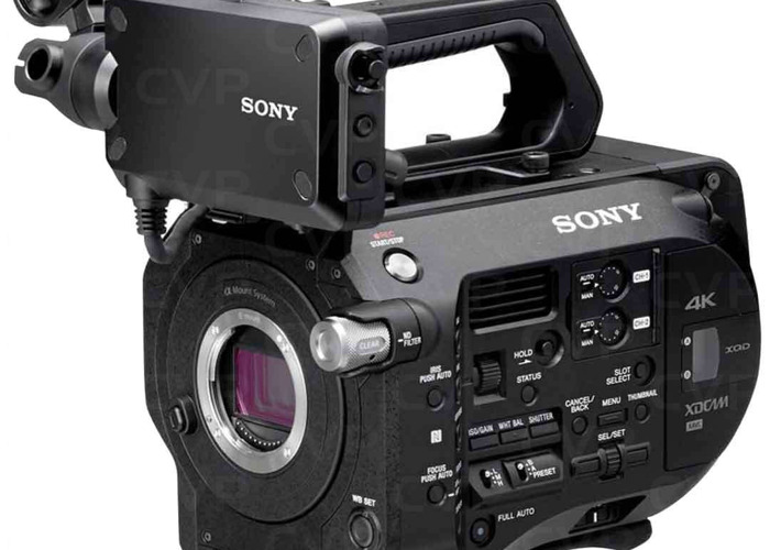 Sony FS7 Kit + Metabones EF Adapter  - 1