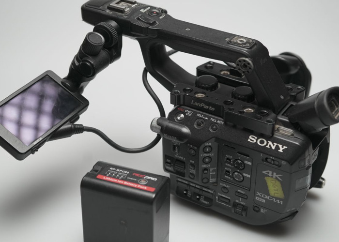 Sony FS5 Cinecam - 2