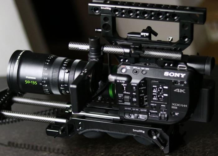 Sony FS5 Digital Cinema Camera - 1