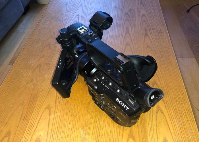 SONY FS5-M2k (4K) - 2