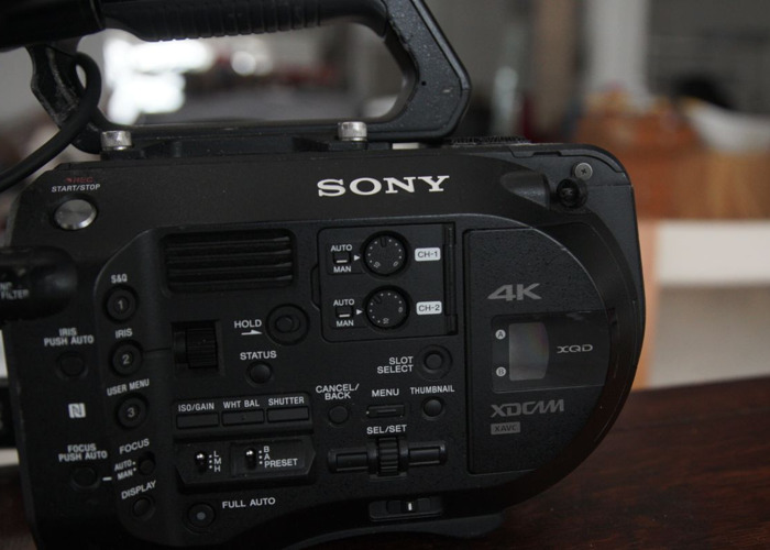 Sony FS7 Camera - 1