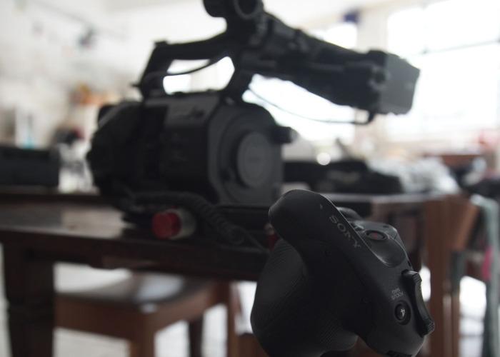 Sony FS7 Camera - 2