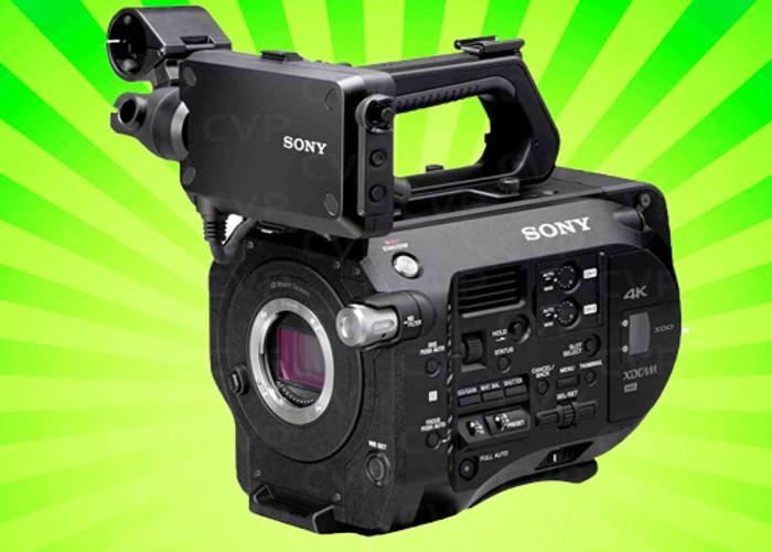 Sony FS7 Camera Kit - 1