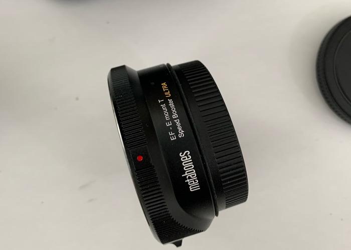 Sony FS7 Camera Kit Canon 70-200mm 2.8L II Tripod +Mic 5 4k - 2