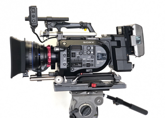 Sony Fs7 Camera Package - 1