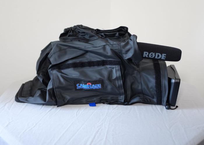Sony FS7 CamRade Wetsuit, Full Rain Cover kit for Sony FS7 - 1