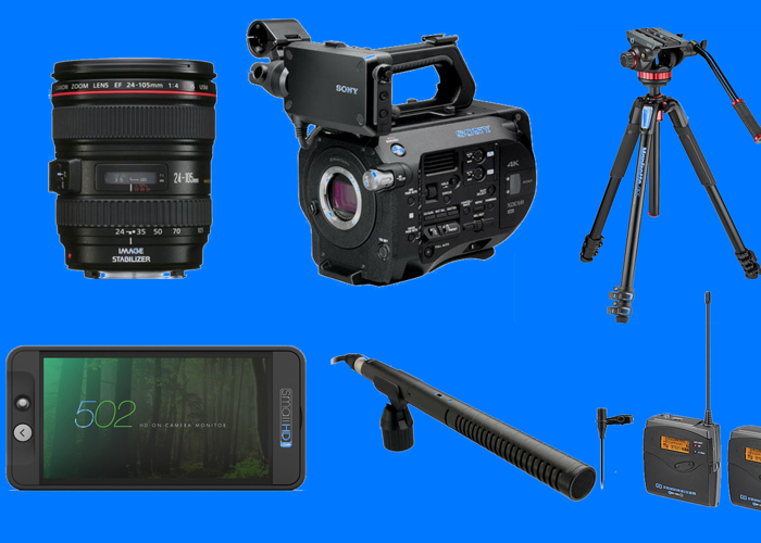 Sony FS7 Interview Kit - 1