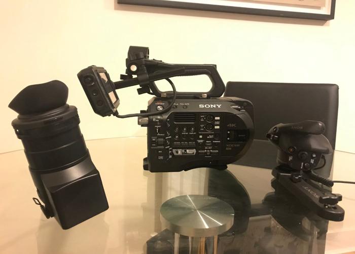 Sony FS7 Mark 2 (body only) - 1