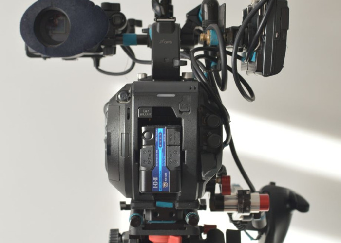 Sony FS7 Mk2 with Tripod, Lenses, Audio Kit - 2