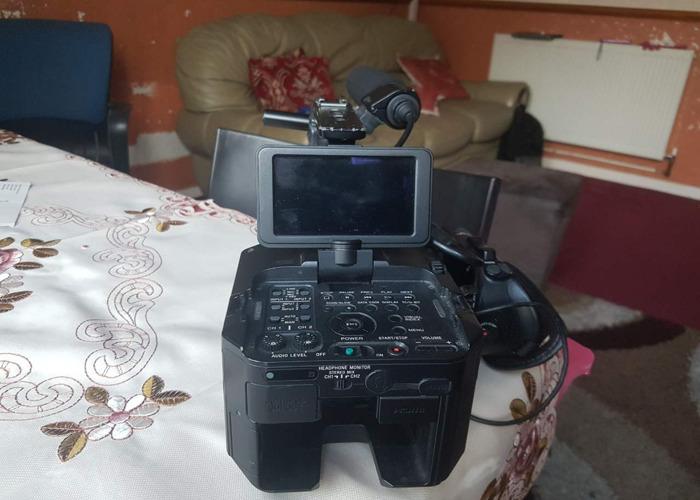 Sony FS700 - 1